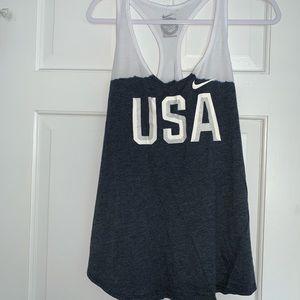 Nike Team USA Women's Tank Top